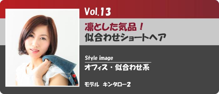 vol.13似合わせショートヘアリンク