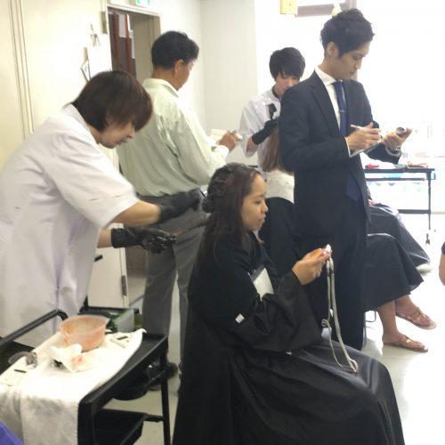静岡にあるエスアンドエフ(S&F)美容室、美容院スタッフブログ、池田美容学校